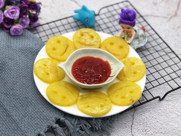 开心土豆饼