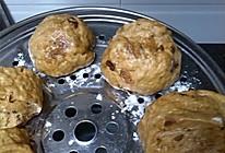 红糖红枣葡萄干馒头的做法