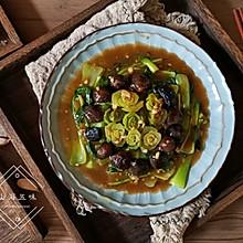 珍珠菇趴油菜