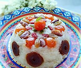 豆果八宝甜饭#豆果6周年生日快乐#的做法