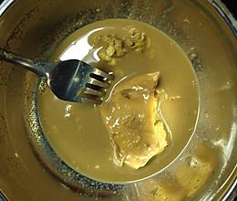 电热杯快手早点黑暗料理咖啡煮鸡蛋的做法