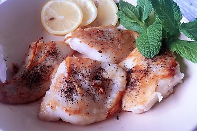 香煎巴沙鱼