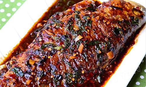【炝锅鱼】——贵州风味菜的做法