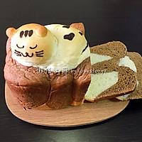 我愿化作一只喵,卧在面包上——学做懒猫吐司大赛的做法图解17