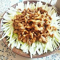 京酱肉丝的做法图解7
