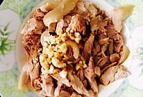 热天也能吃肉肉-首选凉拌肘花的做法