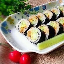 清爽寿司简单做