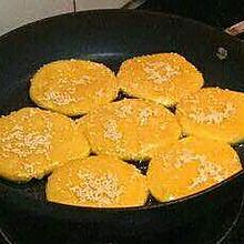 自制简易版南瓜饼