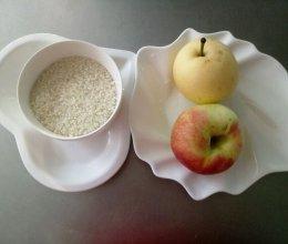 水果粥的做法