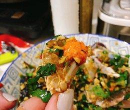 正宗潮汕菜「腌生  螃蟹」的做法