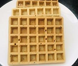 简单小点心-早餐机版华夫饼的做法