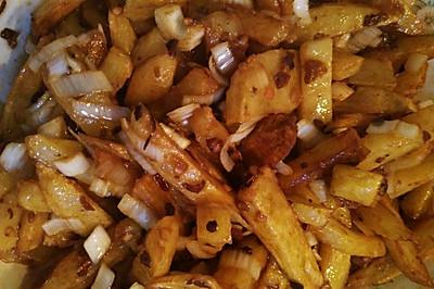 麻辣土豆条