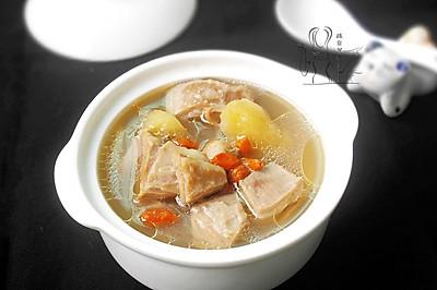 枸杞老姜羊肉汤