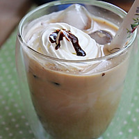 夏日午后尽享悠闲【冰摩卡咖啡】的做法图解7