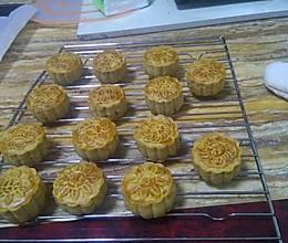 中秋月饼(自制)的做法