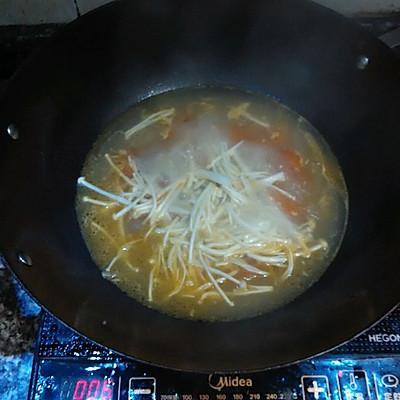 西红柿牛肉汤的做法 步骤4