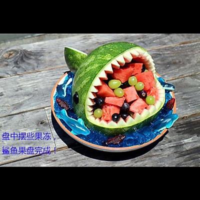 水果沙拉鲨鱼版