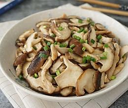 香菇炒肉丝的做法