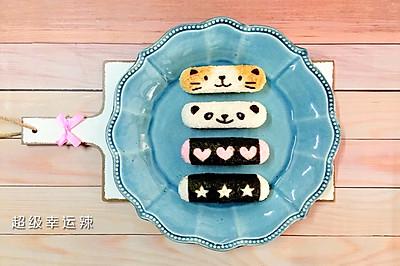 可爱萌宠寿司饭团 (儿童卡通饭团)