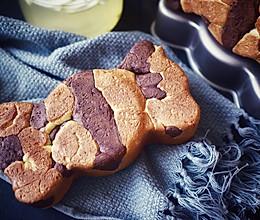 糖果型面包的做法