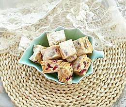 #憋在家吃什么#混合坚果雪花酥的做法