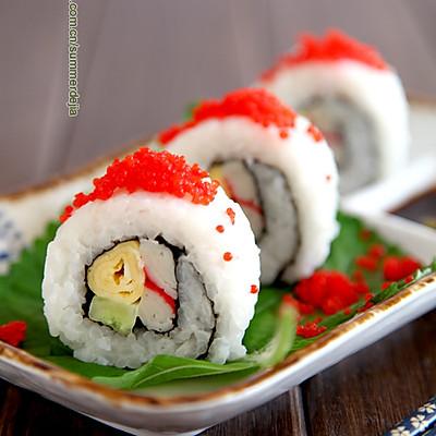 鱼籽酱寿司
