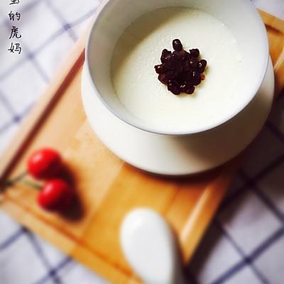 蜜豆双皮奶