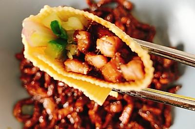 简单易做的美味京酱肉丝