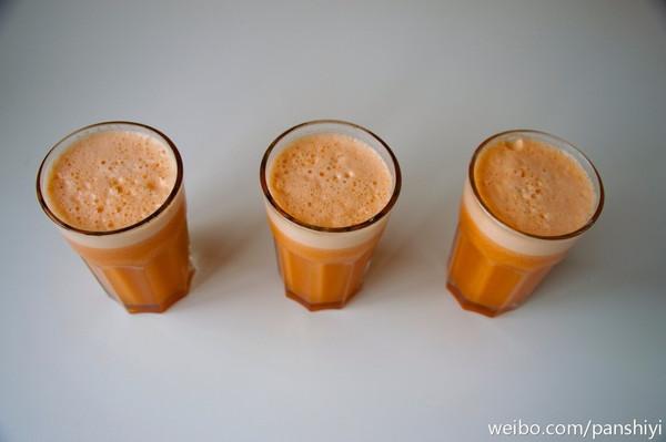 潘石屹的减肥果蔬汁的做法