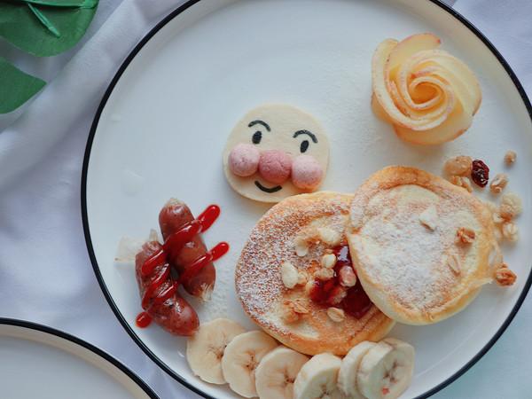 看一遍就学会网红舒芙蕾早餐