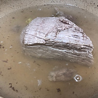 麻辣冷吃牛肉的做法图解3