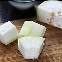 冬瓜汆丸子汤的做法图解5