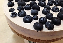 蓝莓树莓慕斯芝士蛋糕的做法