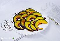 瘦身食_黑胡椒烤南瓜的做法