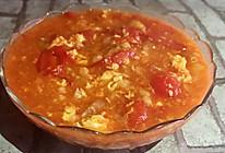 番茄面疙瘩的做法
