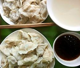 两种馅的饺子的做法