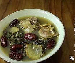 天气干燥,煲一碗潮汕老火靓汤来拯救你的干渴肌吧的做法