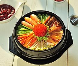鲜辣过瘾的石锅海鲜饭(石锅拌饭好吃的秘诀)的做法