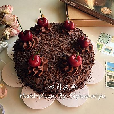黑深林蛋糕