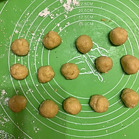 #带着零食去旅行!#开口笑的做法图解6