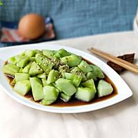 凉拌青瓜(适合夏日那些不甜的瓜瓜)的做法图解7