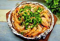 铁板虾的做法