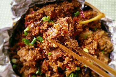 琳子私房粉蒸小排(自配腌料,米粉)