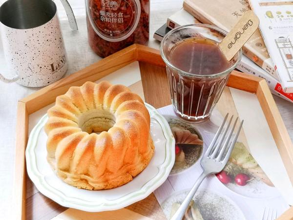 健康营养早餐——杂粮戚风蛋糕的做法