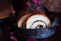 巧克力开心果面包的做法