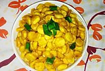 金沙玉米粒的做法
