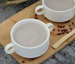 银耳红豆豆浆的做法