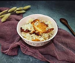 #无腊味,不新年#自制焦香腊肠焖饭的做法