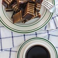 木薯粉红糖牛奶千层糕 (无须熟浆超简单)的做法图解9