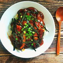 #520,美食撩动TA的心!#蒲烧鳗鱼饭